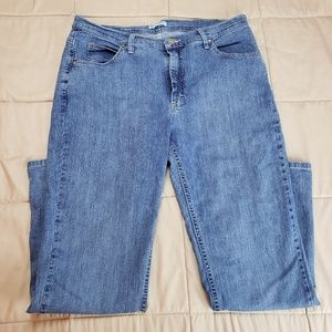 Riders by Lee Classic Fit Straight Leg Jeans